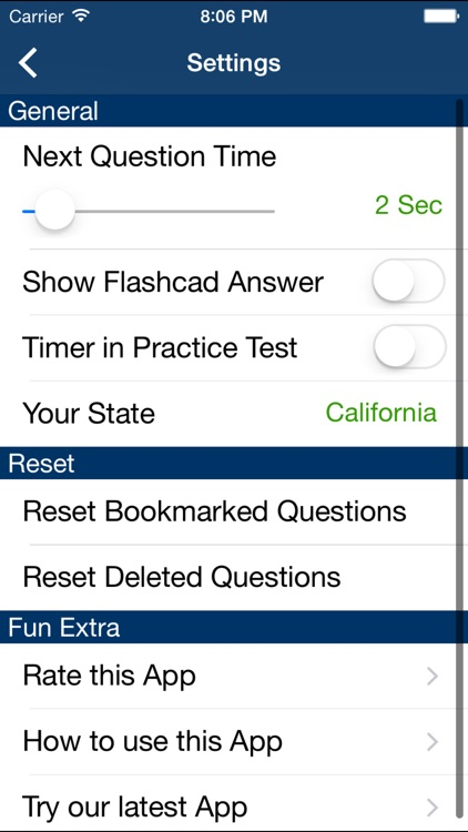 California DMV Practice Test Prep 2017 screenshot-4