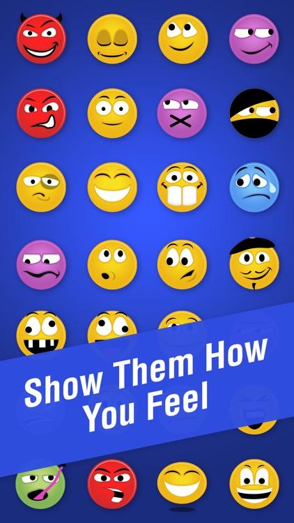 Mega Emoji Pack screenshot-3