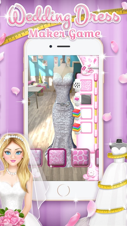 Wedding Dress Maker Game Brides Fashion Studio By Dimitrije Petkovic