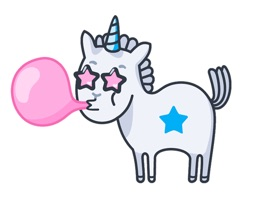 Studies have shown unicorns make rainy days go away and all desserts taste better, as well as bring luck to the giver