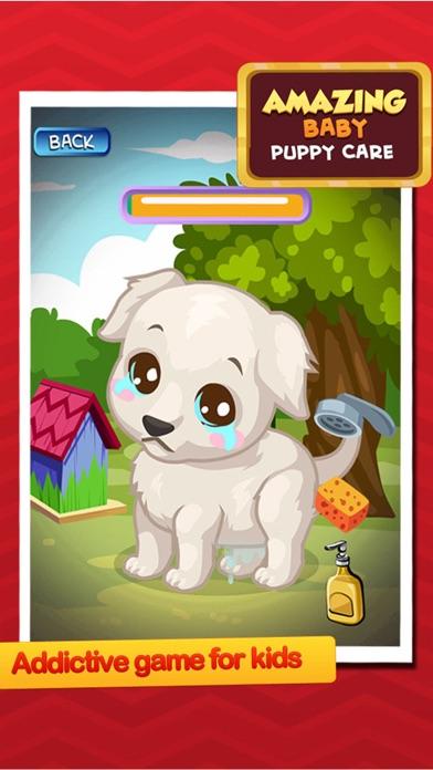 Amazing Baby Puppy Care screenshot three