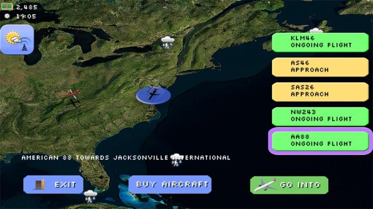 Flight World Simulator screenshot-3