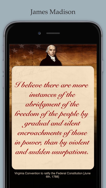 Texts From Founding Fathers screenshot-3