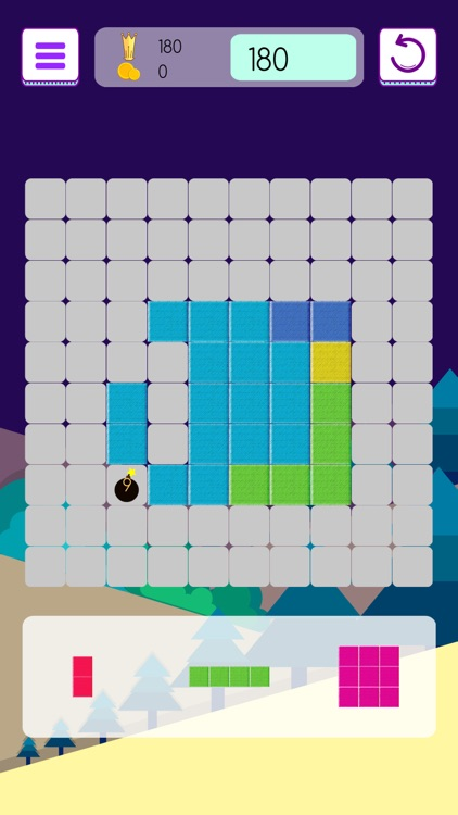 Gridblock - 10/10 Jigsaw Grid Block Logic Puzzle
