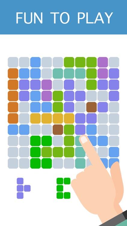 10-10 Block Puzzle Extreme - 10/10 Amazing Grid World Games .