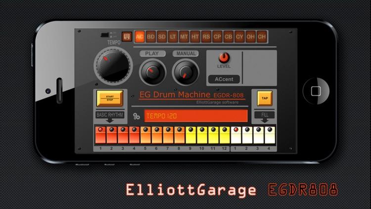 EGDR808 Drum Machine lite