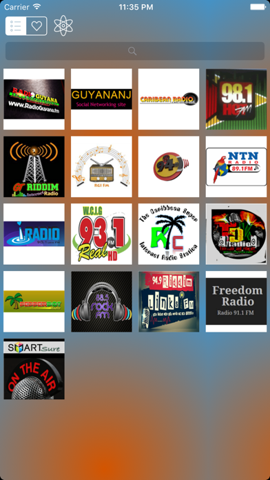 Radio Guyana Pro screenshot one