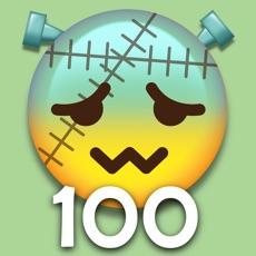 Activities of Halloween Emoji 100 - Celebration On Spooky Night