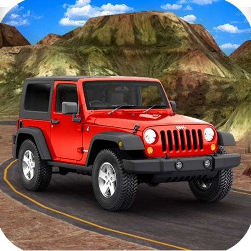 Legend Jeep Driving Simulator
