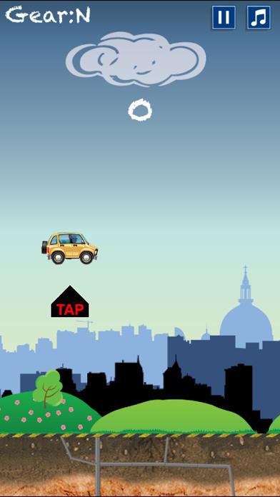 Flappy Car screenshot three