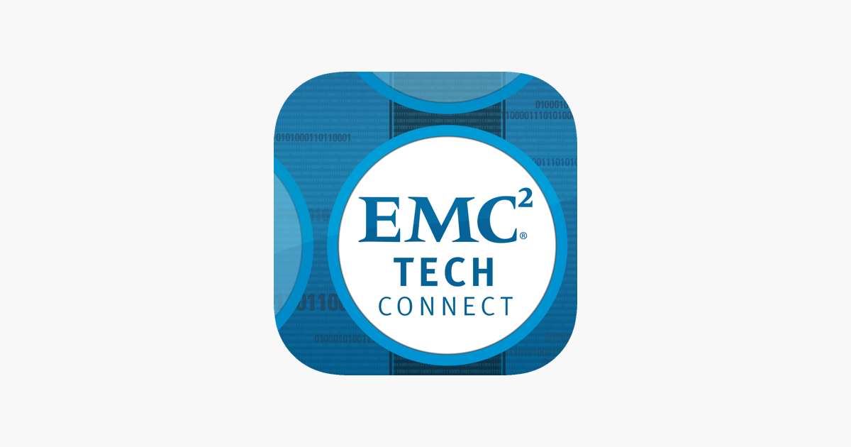 EMC Tech Connect on the App Store