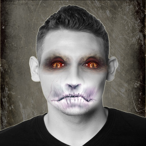 DemonFaced - Scary Ghost Photo Horror FX Editor icon