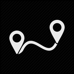 DriveHelper:shortest path with multiple locations
