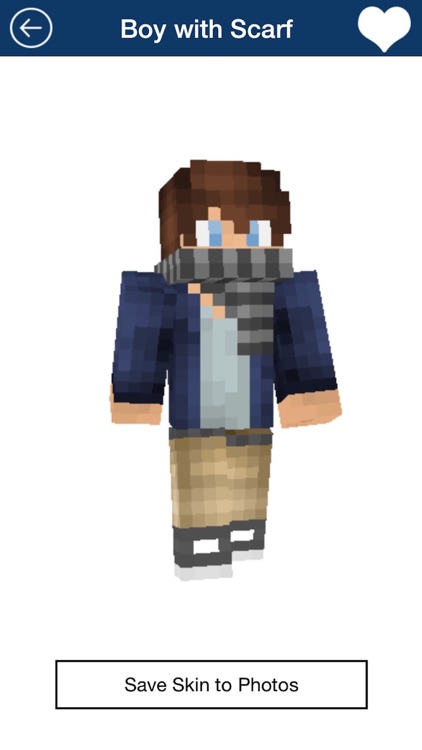 Free Boy Skins for Minecraft PE screenshot-4