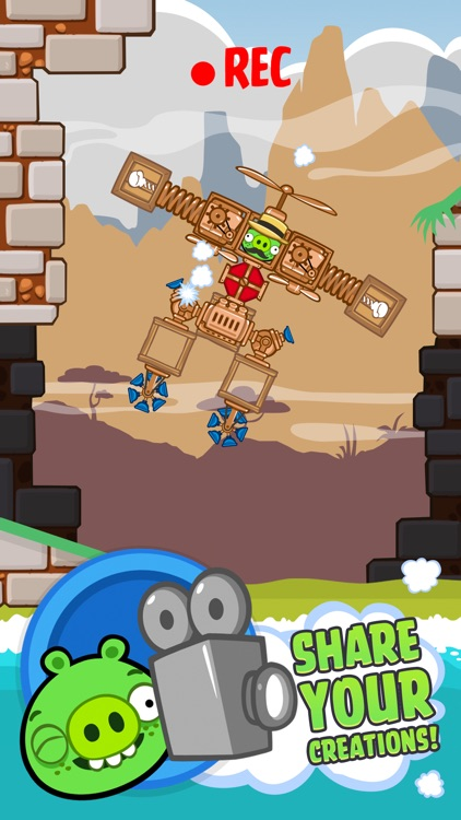 Bad Piggies screenshot-4
