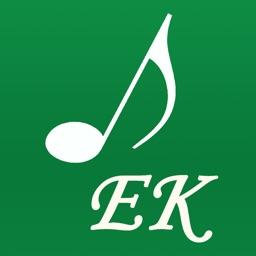 EK音乐-DIY音乐播放器