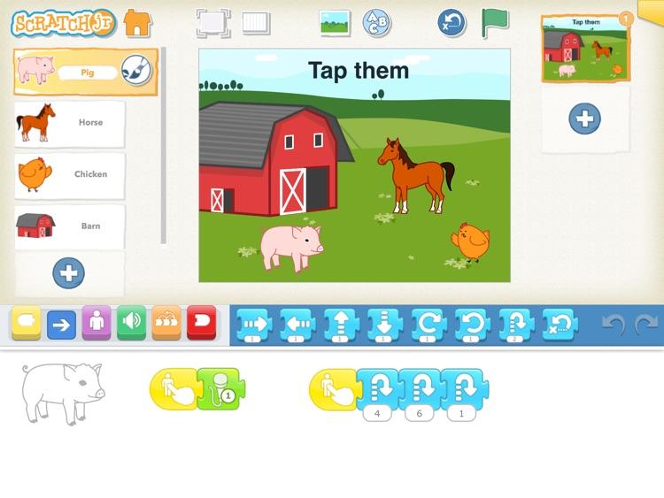 ScratchJr screenshot-3