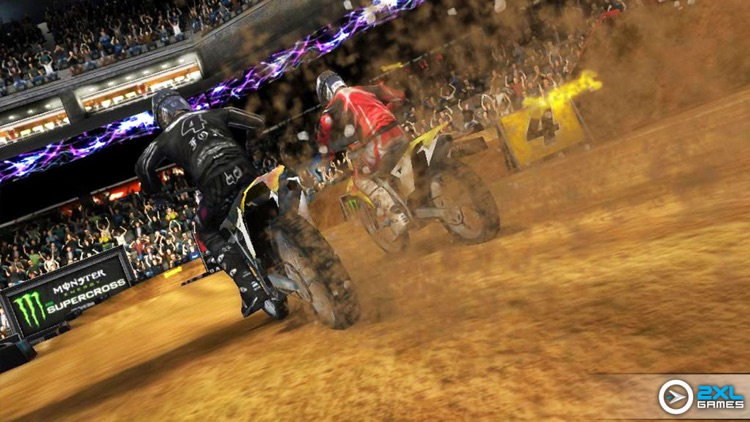 Ricky Carmichael's Motocross Matchup Pro screenshot-3