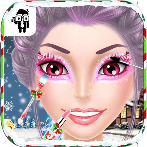 Christmas Beauty Salon