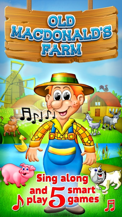 Top 10 Apps like Old Macdonald Had a Farm  in 2019 for