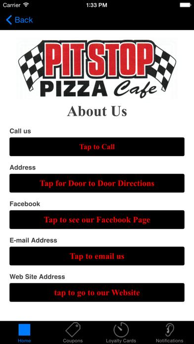 点击获取PitStop Pizza Cafe