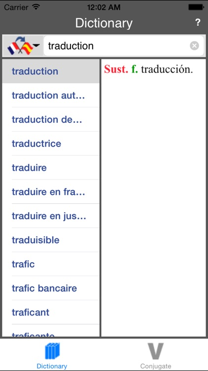 French Dictionary (Offline) screenshot-4