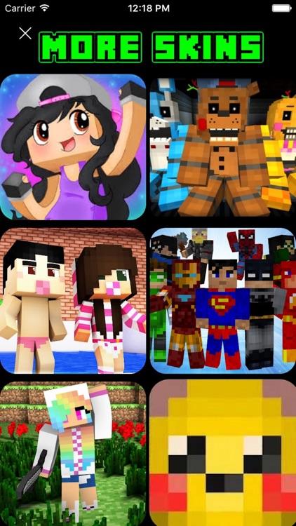 Aphmau Skins for Minecraft PE: Pocket Edition Skin screenshot-3