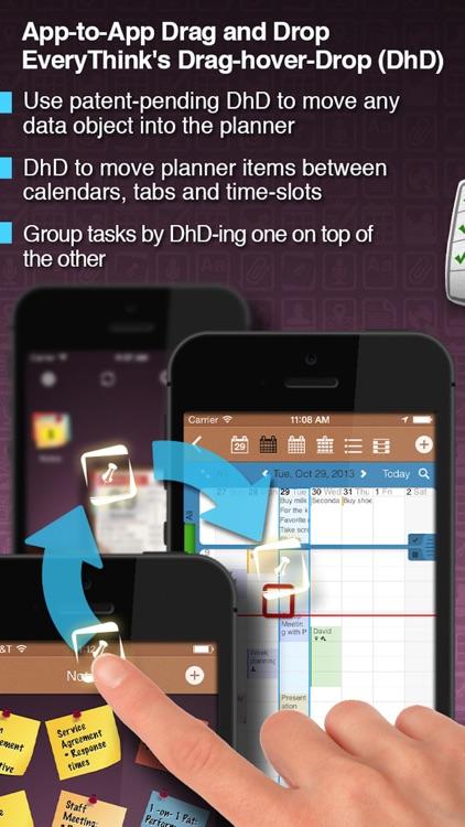 EveryThink-Organizer, Calendar & To Do Manager.