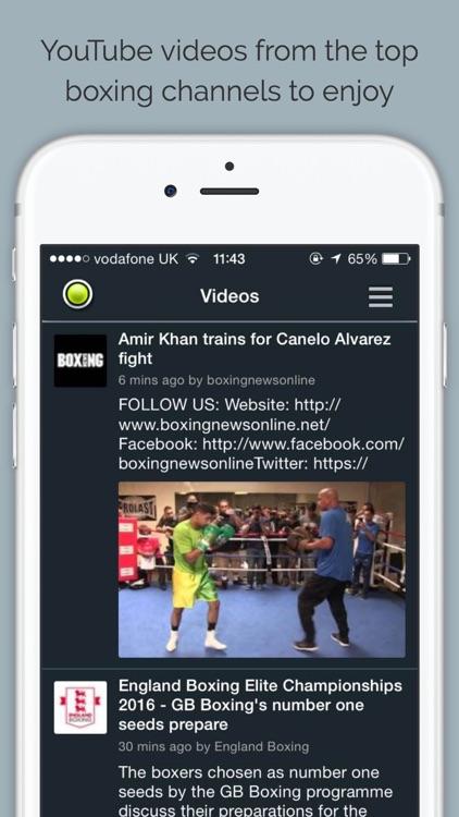 Boxing RightNow screenshot-4
