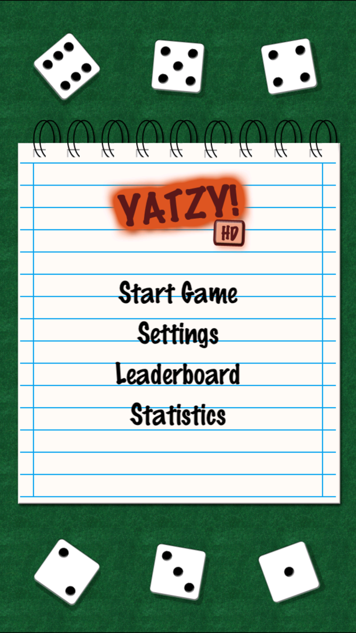 Yatzy HD Screenshot