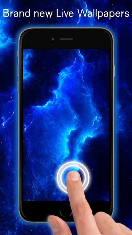 Abstract Live Wallpaper Dynamic Iphone Wallpaper By Samira Alo