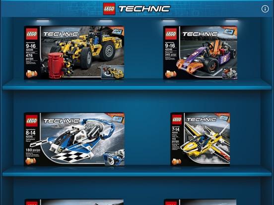 Lego Technic Building Instructions App Price Drops