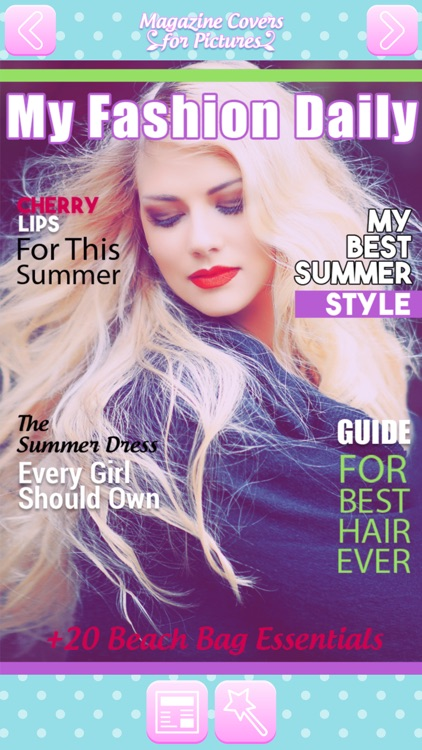 Magazine Covers for Pictures Cover Me Poster Maker