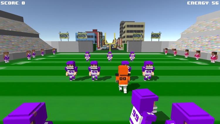 Juke - Football Endless Runner Game screenshot-3