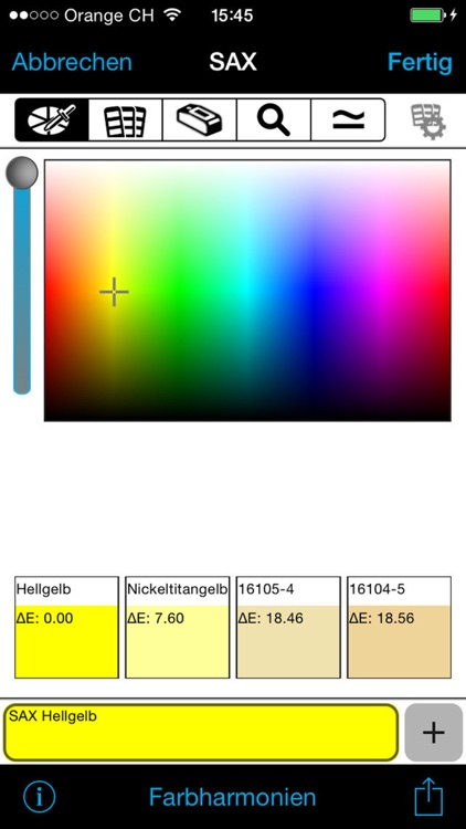 Sax-Farben screenshot-4