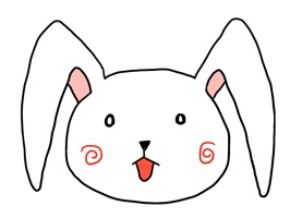 Let's communicate with loose rabbit