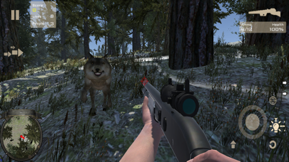 Bear Forest Hunting Patrol screenshot three