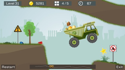 Screenshot #1 pour Big Truck Lite -Mine Express