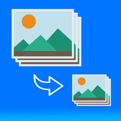 50a9a7cb73 Image Compress & Resize - Easy Simple Max15 Free on the App Store