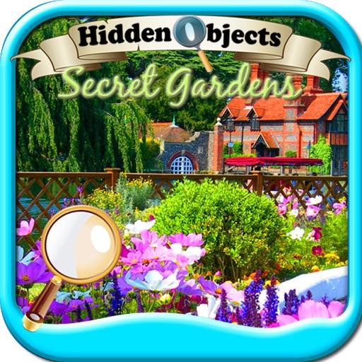 Hidden Objects: Secret Gardens