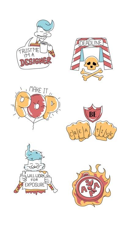 I am a designer - Lite