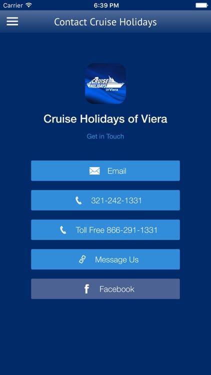 Cruise Holidays Viera