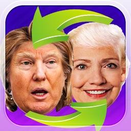 Face swap - Famous edition multi face swap