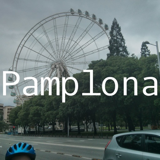 Pamplona Offline Map by hiMaps