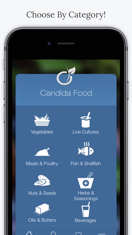 Candida Diet Foods screenshot-1