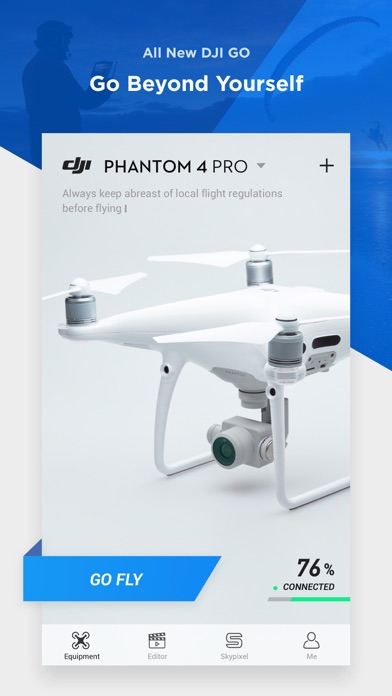 Download DJI GO 4 for Pc