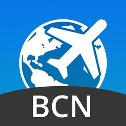 Barcelona Travel Guide with Offline Street Map