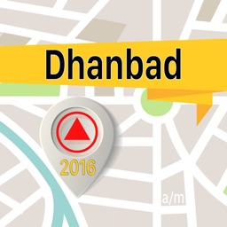 Dhanbad Offline Map Navigator and Guide