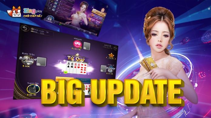 Tien Len - Tiến Lên - ZingPlay game bai online Screenshot