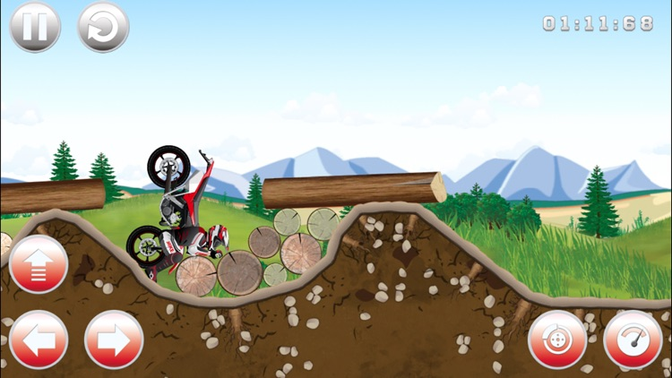Dirtbike games - motorcycle games for free screenshot-3